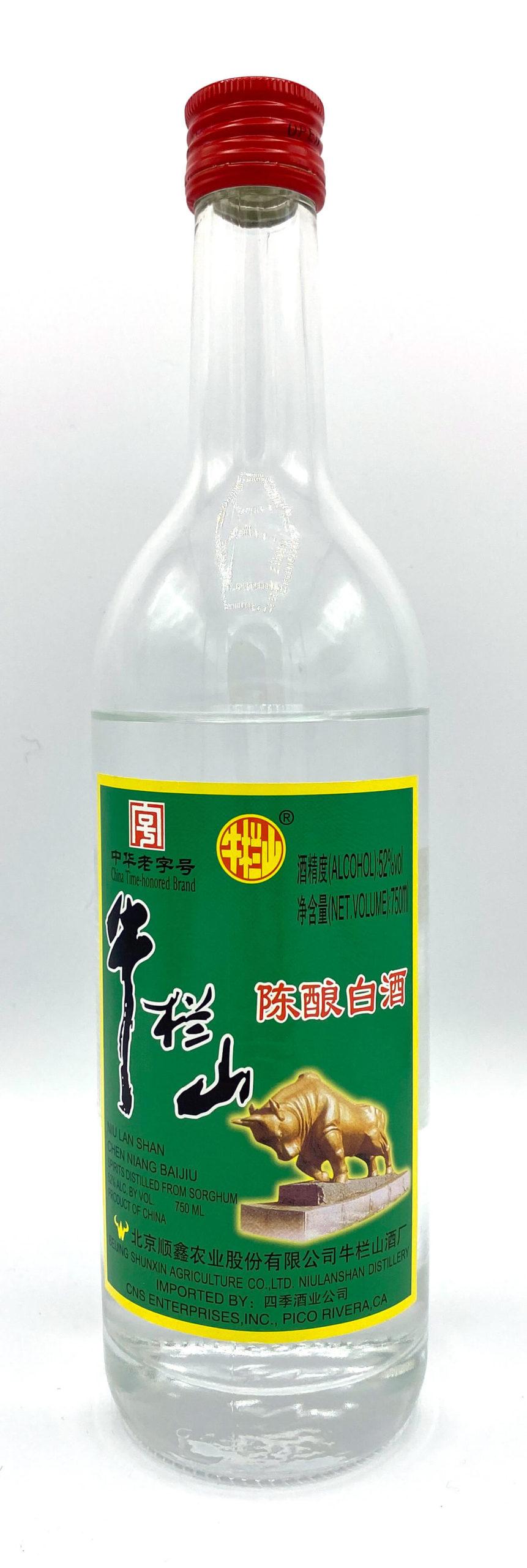 Niu Lan Shan Chen Niang Baijiu