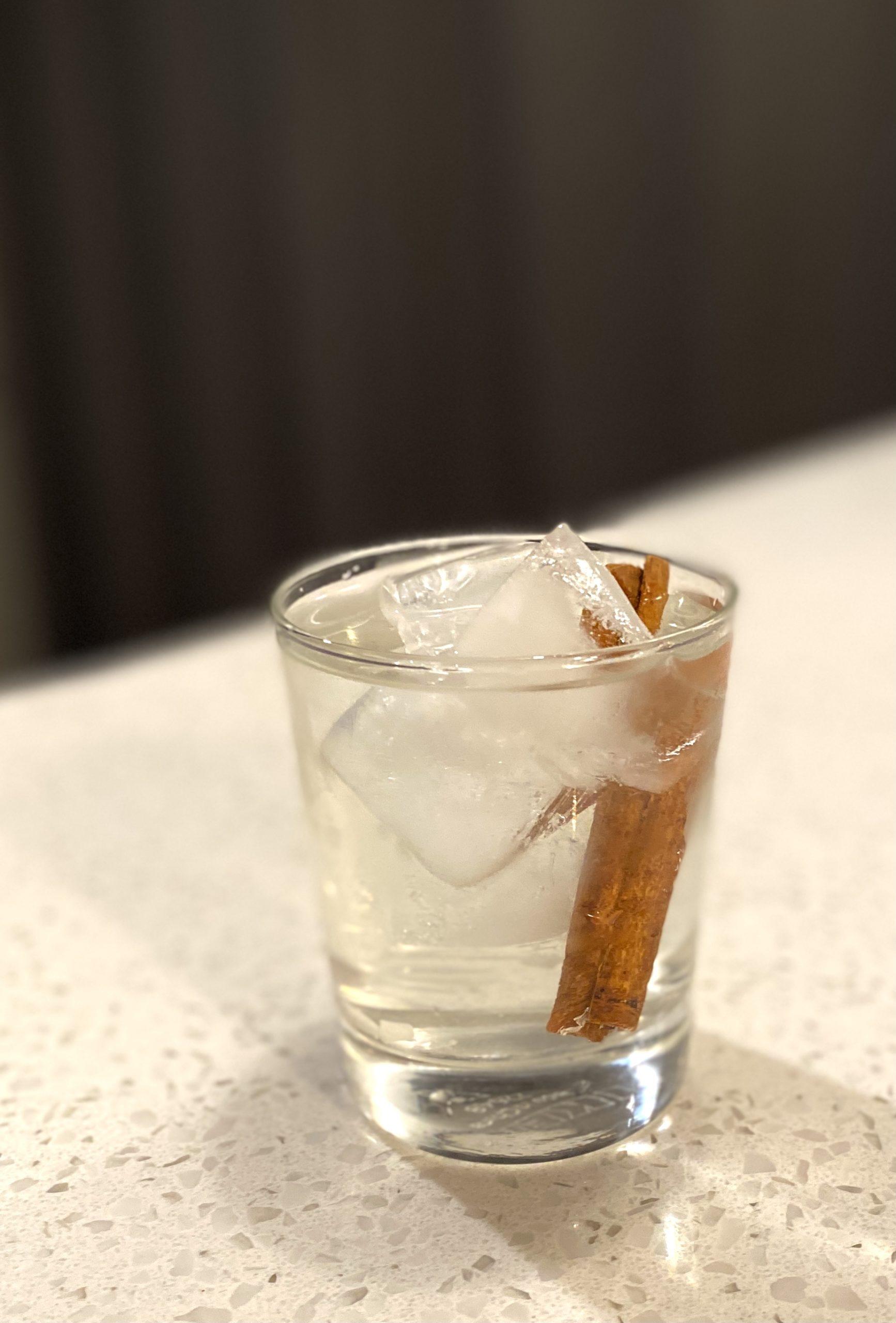 Cinnamon Spice and Everything Nice Baijiu Cocktail