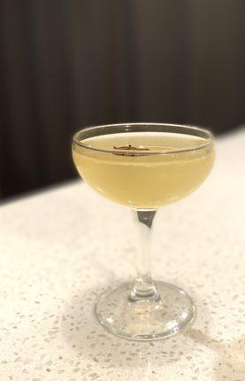 Slice of Baijiu Paradise Cocktail