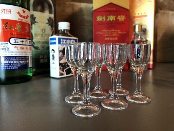 Baijiu Glasses & Bottles